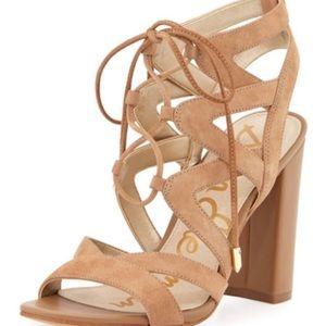 • Yardley Lace Up Sandals •